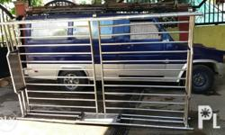 Top Load Pure Stainless 8ftx5ft