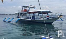 Originally used for tour and diving services for a