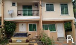 Townhouse Unit in Lahug - For Sale 3 Bedroom , 3 Toilet