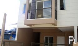 Townhouse in Quezon City (Montville Place, Old Sauyo