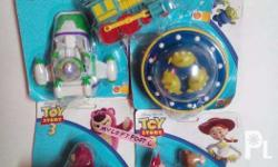 FOR SALE 2010 Toy Story Friction Vehicle Toys from