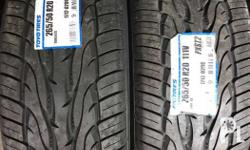 Brandnew Toyo Proxes STII Made in Malaysia 265/50/20