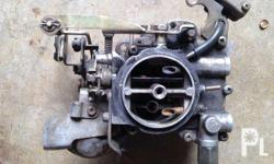 BASA MUNA / READ FIRST: Carburetor from Tamaraw FX with