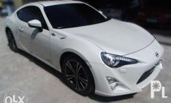 2013 toyota 86 2.0 Manual transmission 2.0 2t kms First