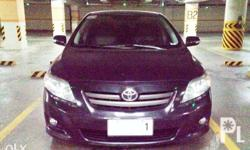 For Sale: Toyota Altis 1.6 G variant Automatic