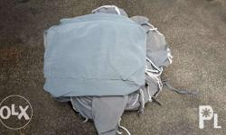 Toyota altis 2002 to 2007 Carseat cover Cloth 2 sets