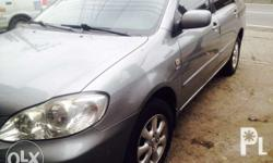 toyota altis e matic 2008 model all power nothing to
