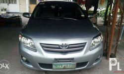 For sale Toyota Altis 1.6G Manual Trans Ice Cold AC