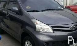 For sale Toyota Avanza manual 2013 model Good as new