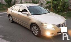 Gawin: Toyota Modelo: Camry Mileage: 72,000 Kms Taon:
