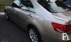 Toyota camry 2.4v 2007 model Automatic Fresh in and
