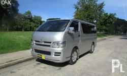 Toyota Commuter 2006 model 2.5L D4D 1st own 18 seater
