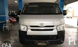 For sale!!! Toyota commuter 2016 Manual Diesel First