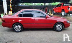 Toyota Corola gli, 1995 model, all power, manual