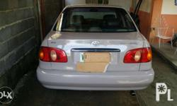 Beige color in good running condition. Fresh in and