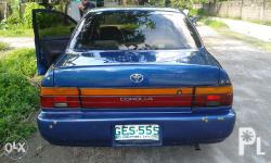 good running condition,new battery,new timing belt, 80%