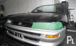 Toyota Corolla AE111 and AE101 Parts for Sale in Makati City