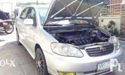 Toyota Corolla Altis 1.8G Matic will delete ad once