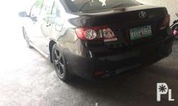 Toyota Corolla Altis 1.6V 2011 First Owned- Owner