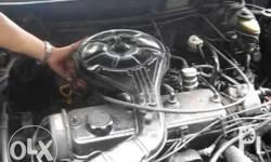 Toyota Corolla Big Body - engine, transmission and