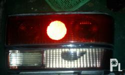 tail light left side only 800peso steering wheel stock