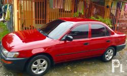For sale Corolla Fresh unit Power steering Updated