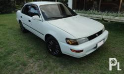 FOR SALE All stock 1993 Toyota Corolla XE Manual