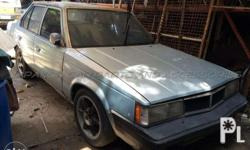 Toyota Corona RT140 Silver Edition 1983 PRICE: