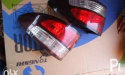 Toyota Estima Tail Lamp pls call for PRICING NOTE: CALL