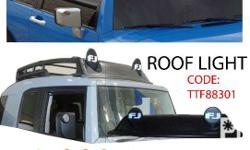 Roof rack = 12,000 Roof Light = 10,000 (BUNDLE BUY at