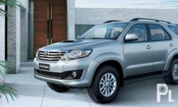 FORTUNER 4X2 G 2.5 DSL MT ALL IN DOWNPAYMENT PROMO SRP: