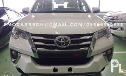 Fortuner 4x2 G dsl AT Unit price: 1,682,000 ALL IN