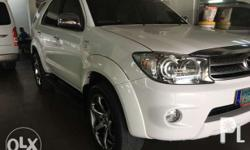 - Toyota Fortuner G 2006 - Clean Interior, Leather
