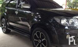 2007 Toyota Fortuner diesel Automatic trans Immaculate