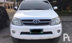 Toyota Fortuner 2008 model Diesel Autimatic 80k