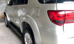 For sale 2014 Toyota fortuner V �4x2 A/T�1st