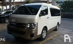 2013 Toyota Grandia GL Bank financing subject to bank