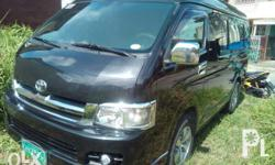 2006 Toyota grandia gl Running condition, ice cold a/c