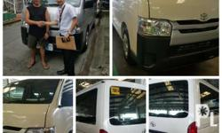 Toyota Hi Ace Commuter As Low As 120k ALL IN PROMO FREE