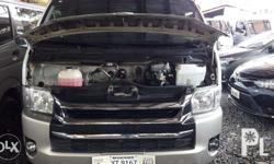 2016 Toyotw Hiace Grandia GL Automatic Well Maintained