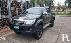 2014 Toyota Hilux E (G-4x4 look) - 4��2 manual -