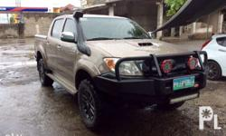 2006 model automatic transmission 4x4 top of the line