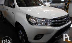 Brand: Toyota Model: Toyota Hilux 4x2 G 2016 Color: