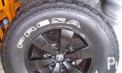 Toyota Hilux Vigo stock mags set of 4 price 22K Roll