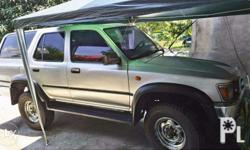 Toyota Hilux Surf, 2004 year model, Manual