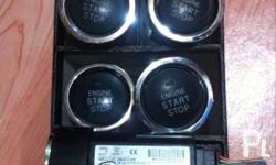 push start button, made in Japan TOYOTA. with wire ---