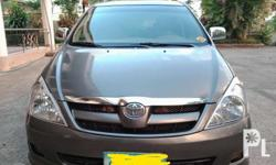 Innova G Price: 520,000.00 - Negotiable Automatic