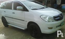 toyota innova j running condition complete papers all