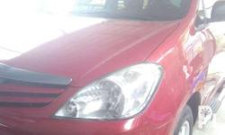 Toyota innova j 2012 model Acquaired 2013 . Manual