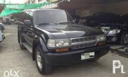 Toyota Lancruiser vx 80 matic diesel turbo issue is
